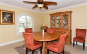 Dining room. - Single Family Home for sale at 1627 Shelburne Ln, Sarasota, FL 34231 - MLS Number is A4184556