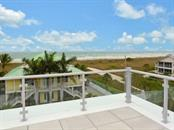 Roof Top Deck View - Single Family Home for sale at 641 Beach Rd, Sarasota, FL 34242 - MLS Number is A4185328