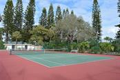 One of two sports courts:  tennis, pickleball, basketball - Condo for sale at 4621 Gulf Of Mexico Dr #11c, Longboat Key, FL 34228 - MLS Number is A4187979