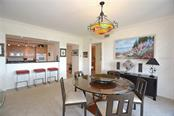 Dining Room - Condo for sale at 1111 Ritz Carlton Dr #1505, Sarasota, FL 34236 - MLS Number is A4188921