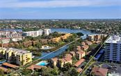 Air shot Midnight Cove Bayside - Condo for sale at 6342 Midnight Pass Rd #232, Sarasota, FL 34242 - MLS Number is A4189282