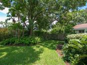Fenced Backyard - Single Family Home for sale at 1640 Waldemere St, Sarasota, FL 34239 - MLS Number is A4191687