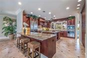 Chef Inspired Kitchen - Single Family Home for sale at 420 N Casey Key Rd, Osprey, FL 34229 - MLS Number is A4198418