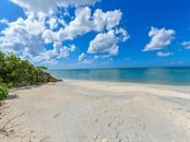 Private Beach - Single Family Home for sale at 418 N Casey Key Rd, Osprey, FL 34229 - MLS Number is A4198549