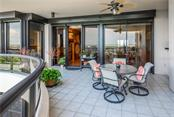 Expansive bay side terrace - Condo for sale at 435 L Ambiance Dr #k806, Longboat Key, FL 34228 - MLS Number is A4406683