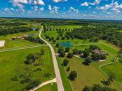 Ranch Club Blvd. looking North from Lot 5 - Vacant Land for sale at Address Withheld, Sarasota, FL 34240 - MLS Number is A4408726