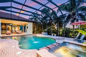 Pool and Spa - Single Family Home for sale at 7570 Preservation Dr, Sarasota, FL 34241 - MLS Number is A4409986