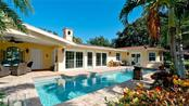 Lap pool - Single Family Home for sale at 612 Ambassador Ln, Holmes Beach, FL 34217 - MLS Number is A4418766