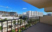 Living and Dining Room - Condo for sale at 101 S Gulfstream Ave #10d, Sarasota, FL 34236 - MLS Number is A4420377