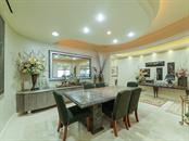 Spacious Dining Room - Condo for sale at 2399 Gulf Of Mexico Dr #3c3, Longboat Key, FL 34228 - MLS Number is A4421722