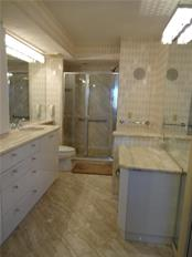 Master Bath - Condo for sale at 5780 Midnight Pass Rd #701b, Sarasota, FL 34242 - MLS Number is A4422545