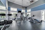 Inside the Palma Sola Bay Club Fitness Center - Condo for sale at 3450 77th St W #303, Bradenton, FL 34209 - MLS Number is A4432369