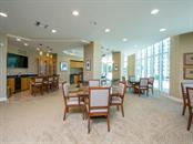 Sarabande Clubroom with Catering Kitchen - Condo for sale at 340 S Palm Ave #74, Sarasota, FL 34236 - MLS Number is A4432744