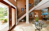 Stairwell - Single Family Home for sale at 3809 Casey Key Rd, Nokomis, FL 34275 - MLS Number is A4437924