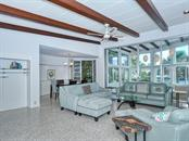 Vaulted Ceilings - Beautiful Terrazzo Floors - Single Family Home for sale at 225 John Ringling Blvd, Sarasota, FL 34236 - MLS Number is A4443640
