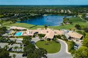 Aerial of Club House - Villa for sale at 4560 Samoset Dr, Sarasota, FL 34241 - MLS Number is A4455487