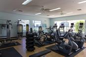 Well- equipped fitness center - Condo for sale at 9630 Club South Cir #6102, Sarasota, FL 34238 - MLS Number is A4463325