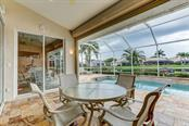 Lanai, pool - Single Family Home for sale at 4338 Corso Venetia Blvd, Venice, FL 34293 - MLS Number is A4467578