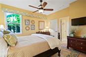 Downstairs guest suite. - Single Family Home for sale at 1907 Clematis St, Sarasota, FL 34239 - MLS Number is A4474600