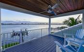 Balcony off master bedroom - Single Family Home for sale at 12901 42nd Ter W, Cortez, FL 34215 - MLS Number is A4478977