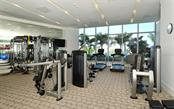 Fitness center - Condo for sale at 1155 N Gulfstream Ave #1701, Sarasota, FL 34236 - MLS Number is A4480090