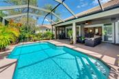 Sparking Private Heated Pool Water - Single Family Home for sale at 7739 Us Open Loop, Lakewood Ranch, FL 34202 - MLS Number is A4494156