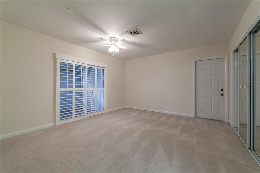 2nd Bedroom - Villa for sale at 710 Golden Beach Blvd #v4, Venice, FL 34285 - MLS Number is N5912832