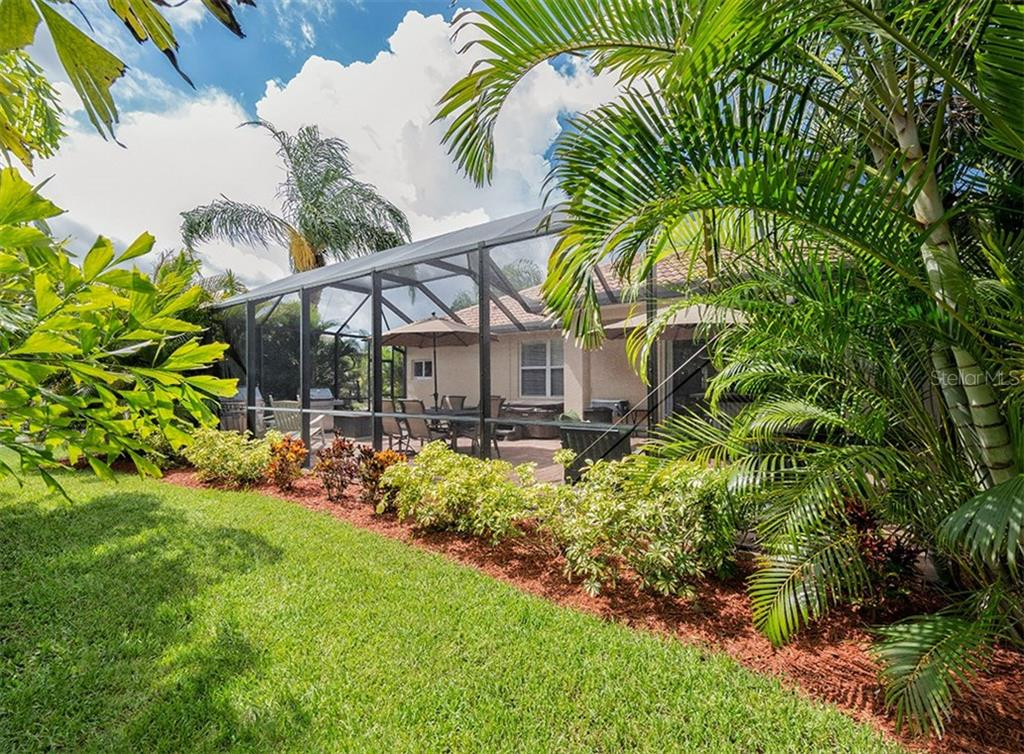 Rear exterior - Single Family Home for sale at 11759 Puma Path, Venice, FL 34292 - MLS Number is N5913611