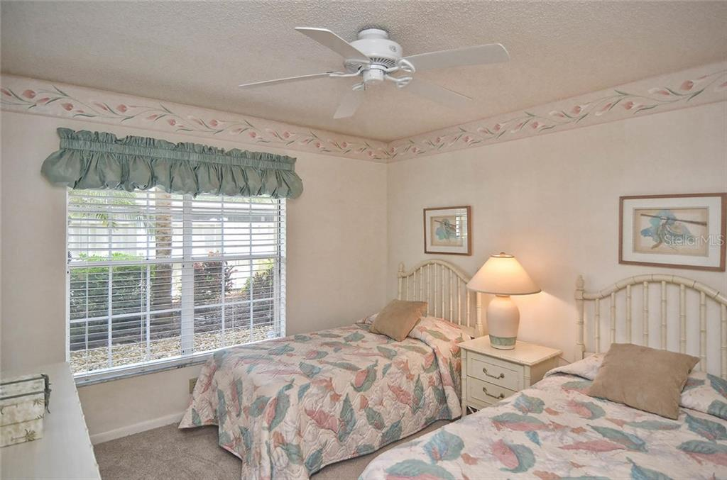Guest bedroom - Condo for sale at 811 Wexford Blvd #811, Venice, FL 34293 - MLS Number is N5914092