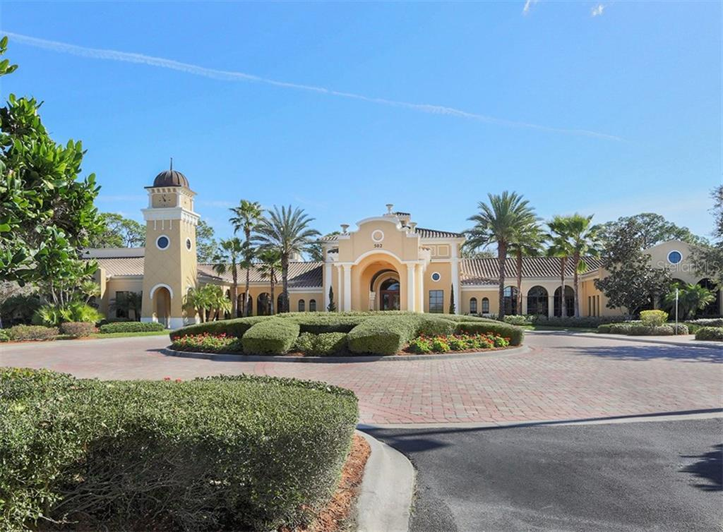 Clubhouse - Single Family Home for sale at 221 Portofino Dr, North Venice, FL 34275 - MLS Number is N5914925