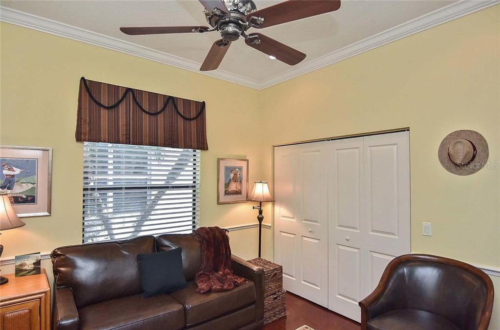 3rd bedroom/den - Single Family Home for sale at 769 Sawgrass Bridge Rd, Venice, FL 34292 - MLS Number is N5916484