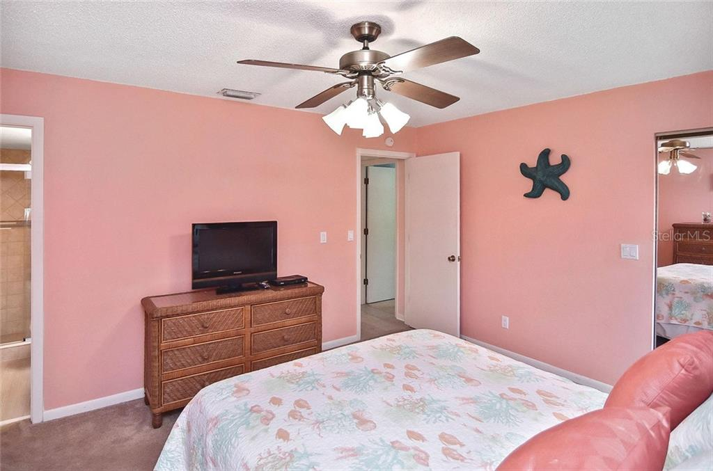Master bedroom to master bath - Condo for sale at 654 Bird Bay Dr E #201, Venice, FL 34285 - MLS Number is N6101101