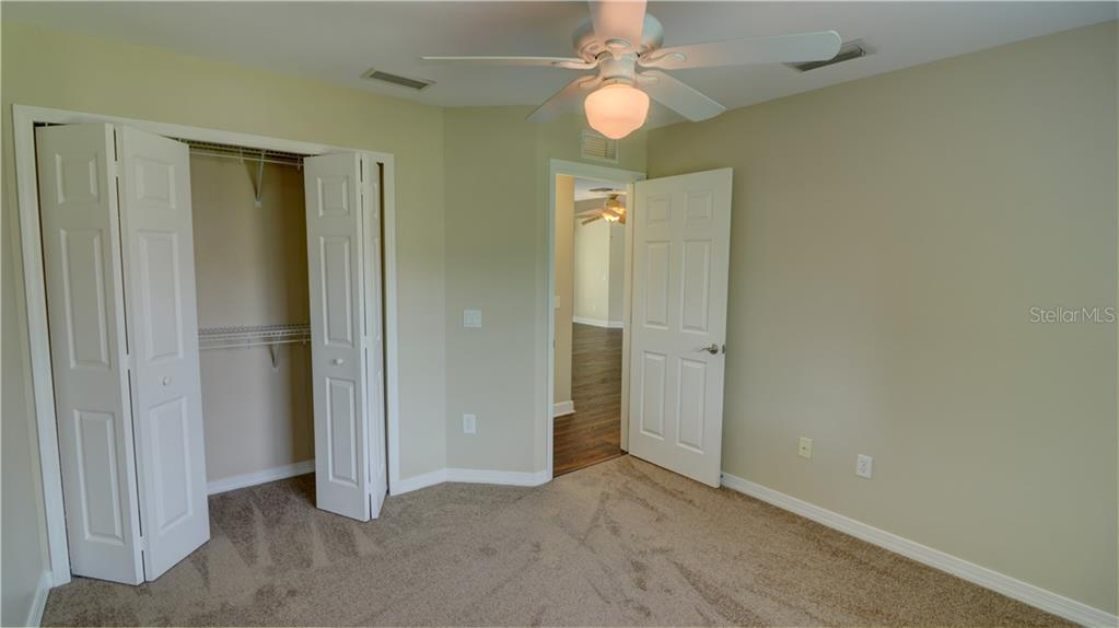 Bedroom 4 closet - Single Family Home for sale at 409 Palm Ave, Nokomis, FL 34275 - MLS Number is N6102313