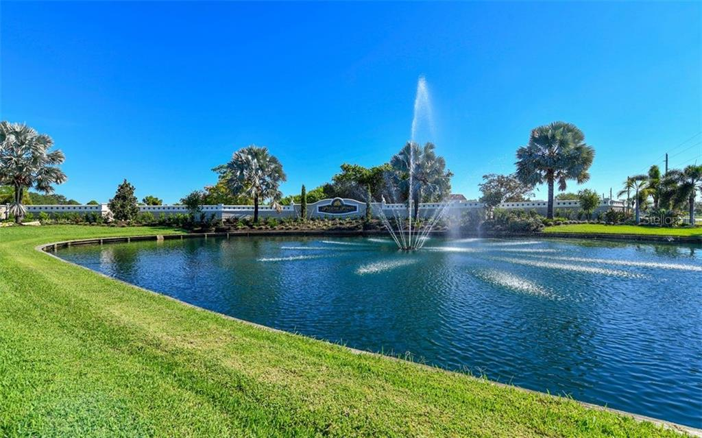 Main entrance - Single Family Home for sale at 821 Adonis Pl, Venice, FL 34292 - MLS Number is N6104303