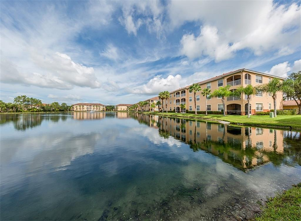 Lake - Condo for sale at 1761 Auburn Lakes Dr #22, Venice, FL 34292 - MLS Number is N6106204
