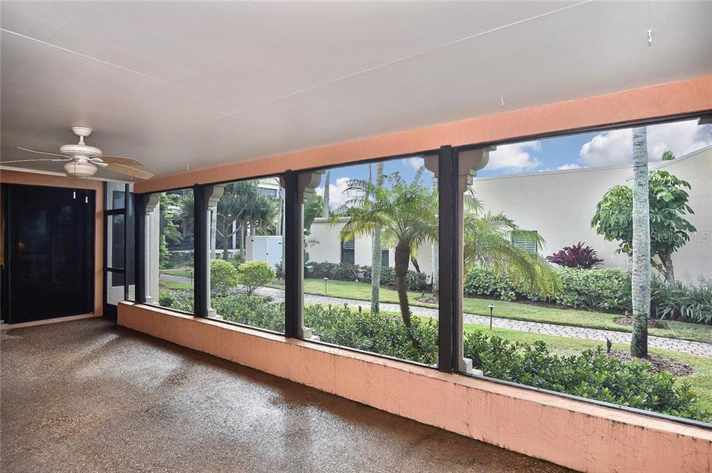 Lanai - Condo for sale at 718 Golden Beach Blvd #3, Venice, FL 34285 - MLS Number is N6107011