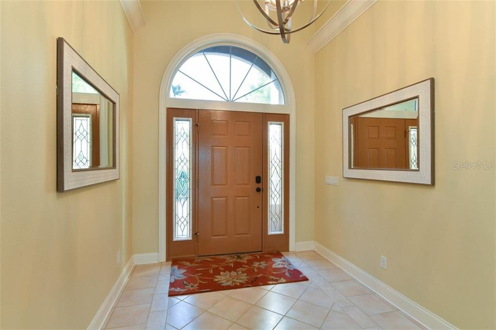 Entryway - Single Family Home for sale at 7785 Manasota Key Rd, Englewood, FL 34223 - MLS Number is N6107786