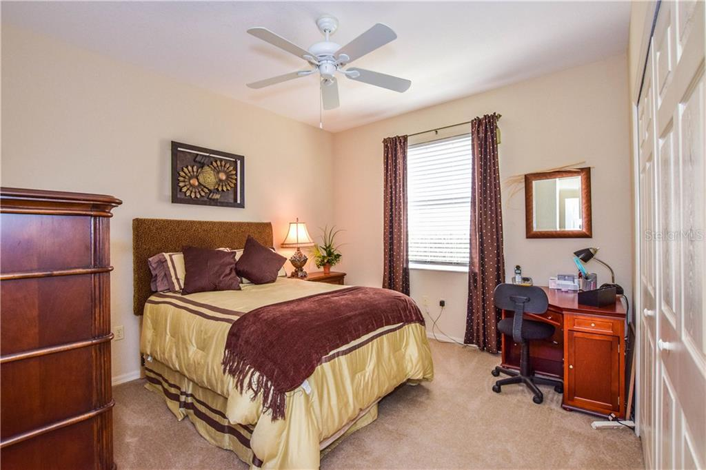 Third bedroom - Single Family Home for sale at 2560 Pebble Creek Pl, Port Charlotte, FL 33948 - MLS Number is N6109100