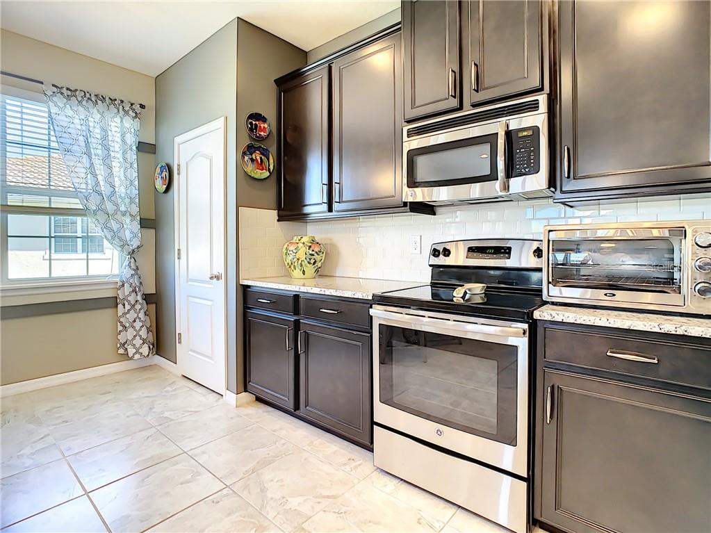 Another view of the Kitchen with Walk in Pantry - Condo for sale at 3211 Oriole Dr #104, Sarasota, FL 34243 - MLS Number is N6109438