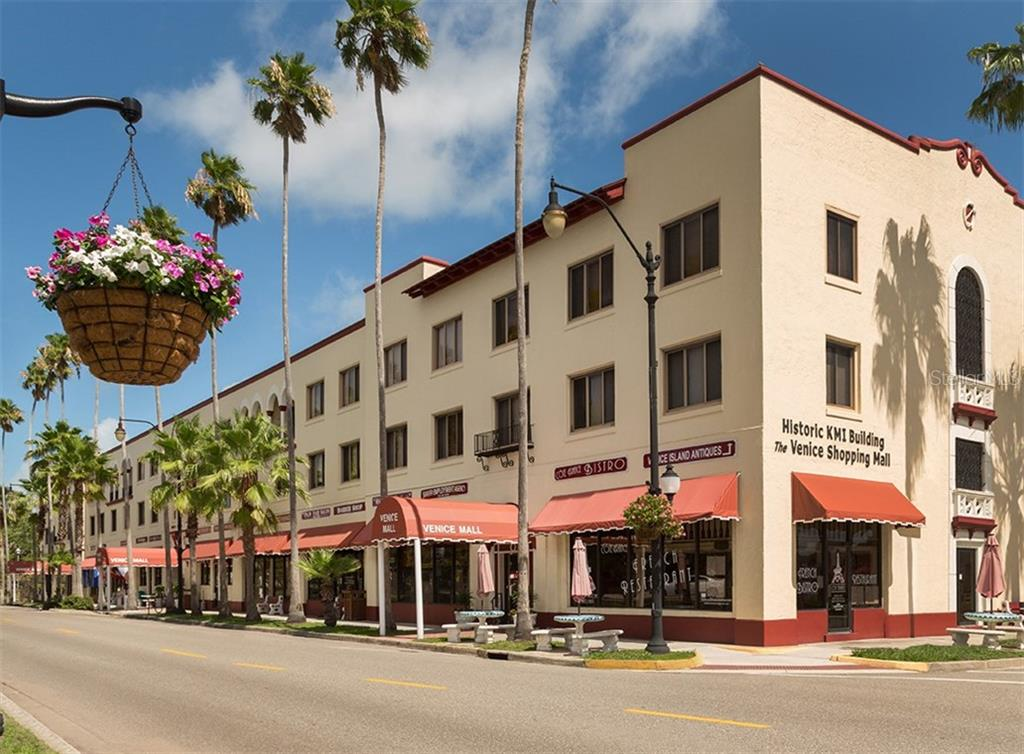 Downtown Venice, Tampa Ave - Vacant Land for sale at 305 Ponce De Leon Ave, Venice, FL 34285 - MLS Number is N6111554