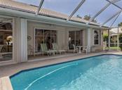 Pool/lanai - Single Family Home for sale at 577 Park Estates Sq, Venice, FL 34293 - MLS Number is N5914129