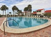 Aldea Mar community pool - relax after a fun day at the beach! - Condo for sale at 500 Park Blvd S #67, Venice, FL 34285 - MLS Number is N6100360