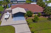 Brand New Roof! and Extra Pad on Drive way for boat parking. Side of home also includes full RV hookup! Venice Gardens Venice FL - Single Family Home for sale at 401 Shamrock Blvd, Venice, FL 34293 - MLS Number is N6102109