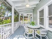 Covered, screened porch - Single Family Home for sale at 732 Eagle Point Dr, Venice, FL 34285 - MLS Number is N6102366