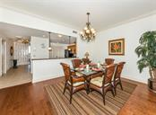 Dining room to kitchen and foyer - Condo for sale at 147 Tampa Ave E #902, Venice, FL 34285 - MLS Number is N6104823