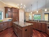 Kitchen - Single Family Home for sale at 1050 Gulf Winds Way, Nokomis, FL 34275 - MLS Number is N6106314