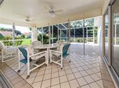 Lanai - Single Family Home for sale at 4822 Limetree Ln, Venice, FL 34293 - MLS Number is N6106780