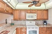 Kitchen - Condo for sale at 840 The Esplanade N #704, Venice, FL 34285 - MLS Number is N6107071