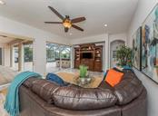 Master Bedroom With Sitting Area - Single Family Home for sale at 262 Pesaro Dr, North Venice, FL 34275 - MLS Number is N6107589