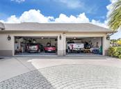 4 car air conditioned garage. - Single Family Home for sale at 774 Vanderbilt Dr, Nokomis, FL 34275 - MLS Number is N6108524